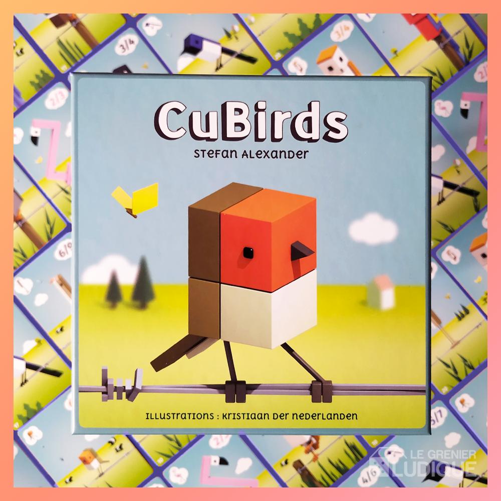 cubirds jeu de société test review avis